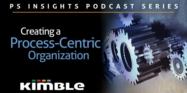 Kimble Podcast - Creating a Process-Centric Organization