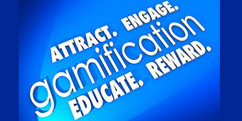 gamification: attract, engage, educate, reward