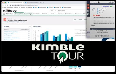 Kimble PSA Tour