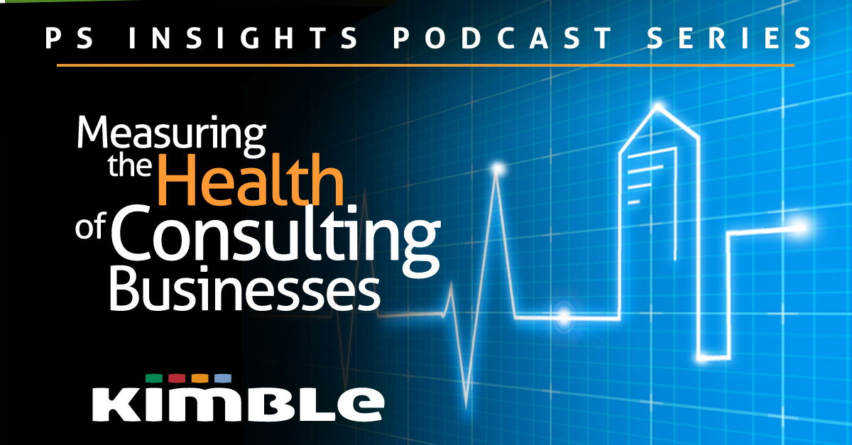 How to measure the health of a consulting business