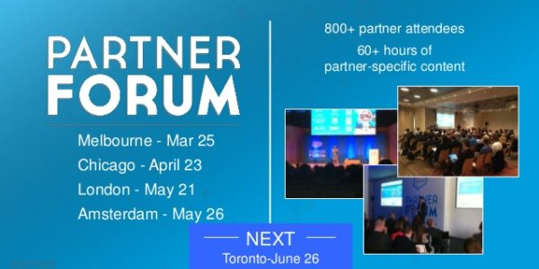 Partner forum
