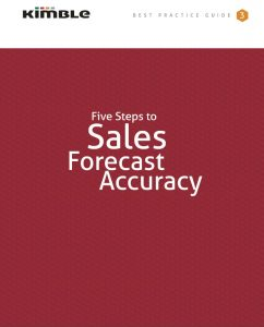 Sales Forecast Accuracy Best Practice