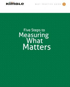 How To Use Measurement to Improve Business Performance