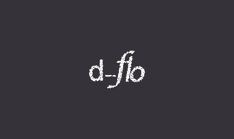 d-flo logo