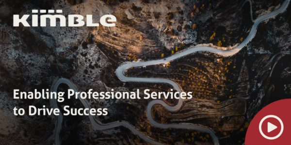 Enabling Professional Services to Drive Success