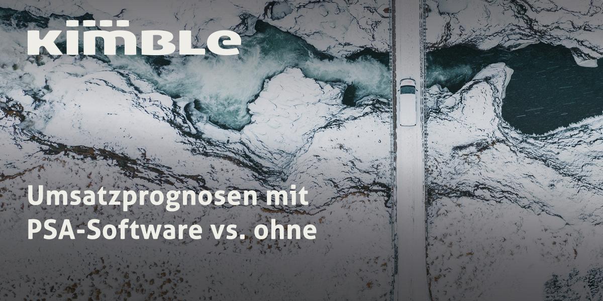 featured images - Umsatzprognosen mit PSA-Software vs. ohne