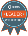 G2Crowd Leader Winter 2018