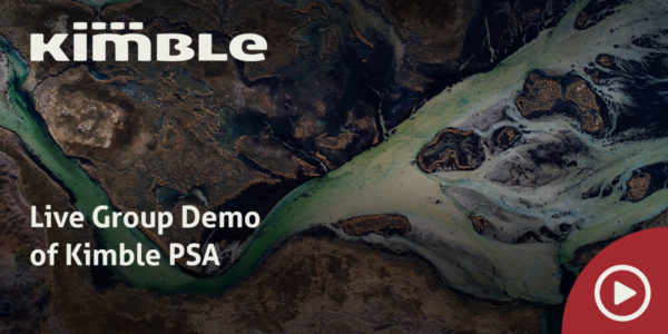 kimble psa live group demo