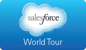 salesforce world tour logo