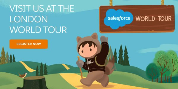 Salesforce World Tour London