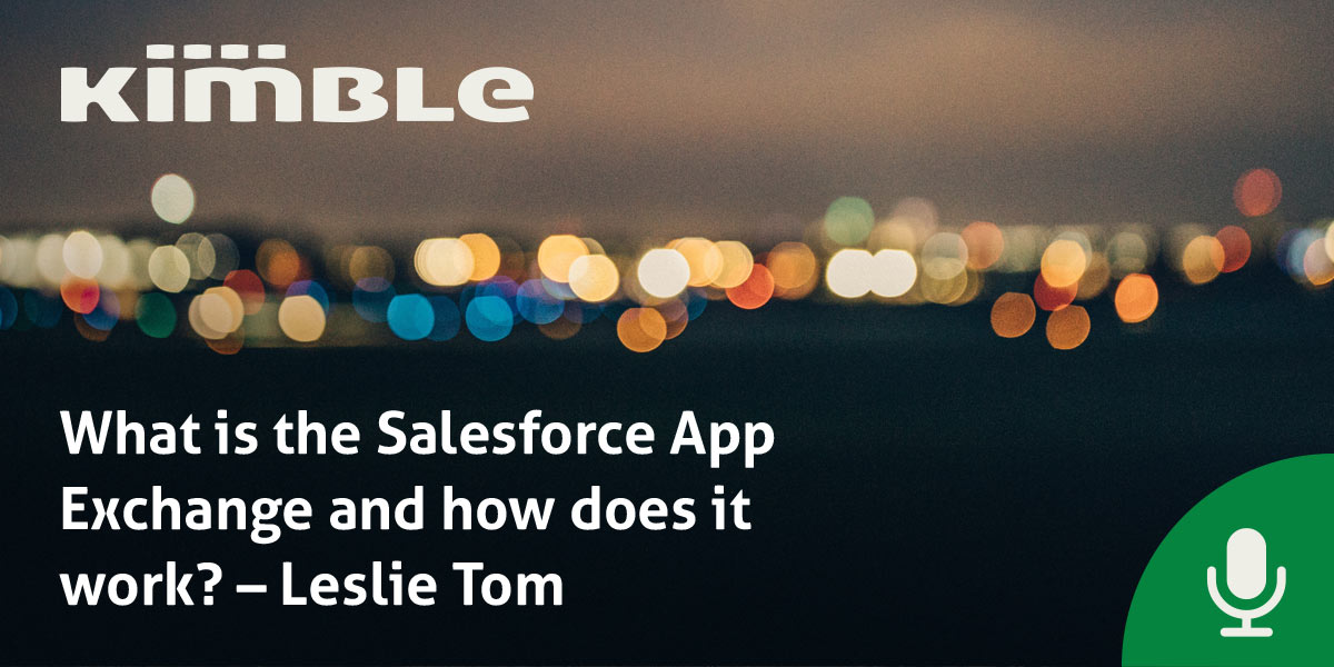 What is the Salesforce App Exchange and how Does it Work