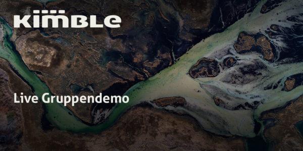 thumbnail - Live Gruppendemo