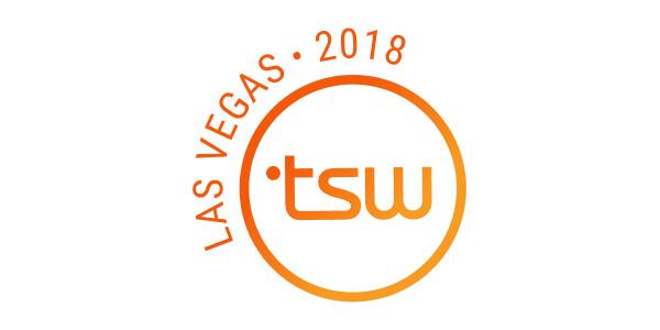 TSW las vegas 2018 logo